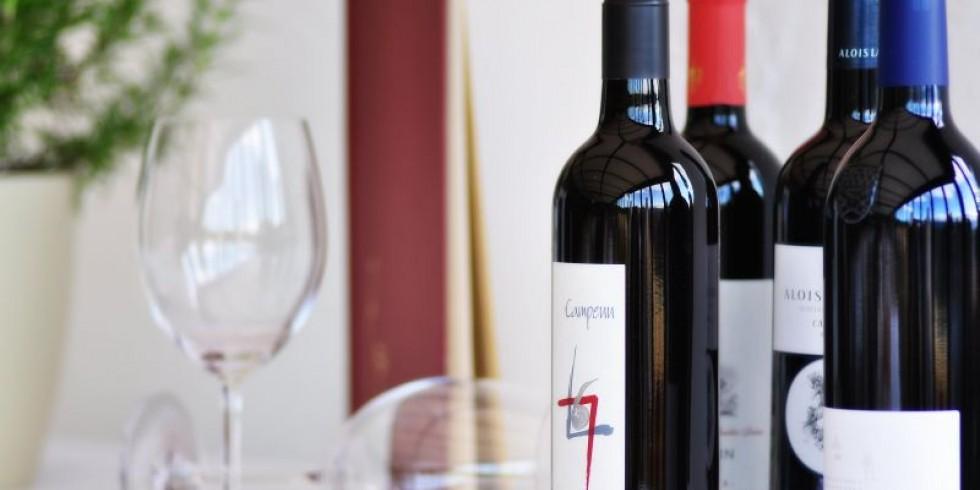Bolzano Wine Tasting